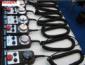 设备用弹簧线 高回弹性电源线 电子手轮线